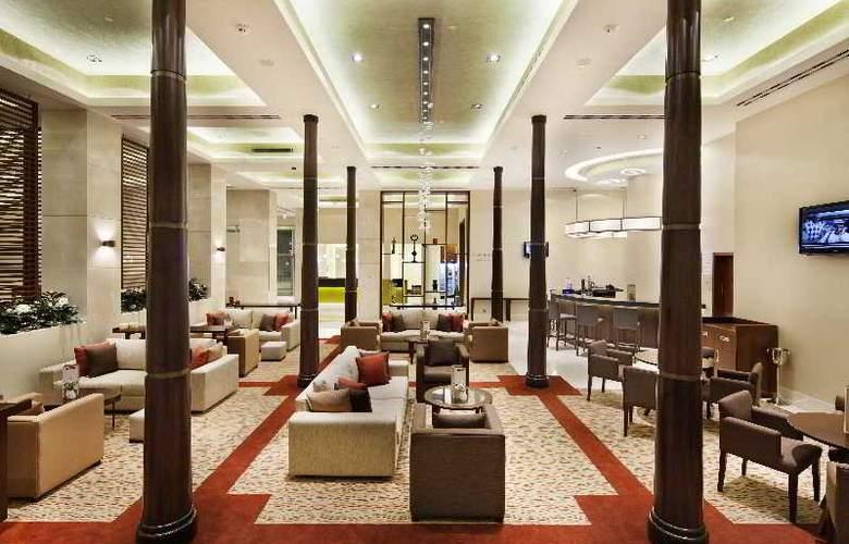 Hilton Garden Inn Mardin - Bar - 14