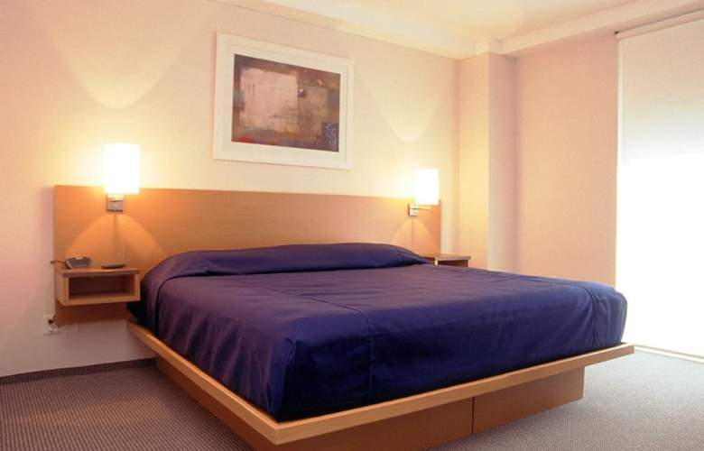 City Express Suites Anzures - Room - 9
