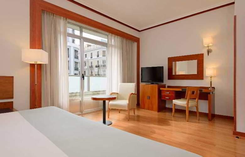 Madrid Plaza España Managed by Meliá - Room - 11