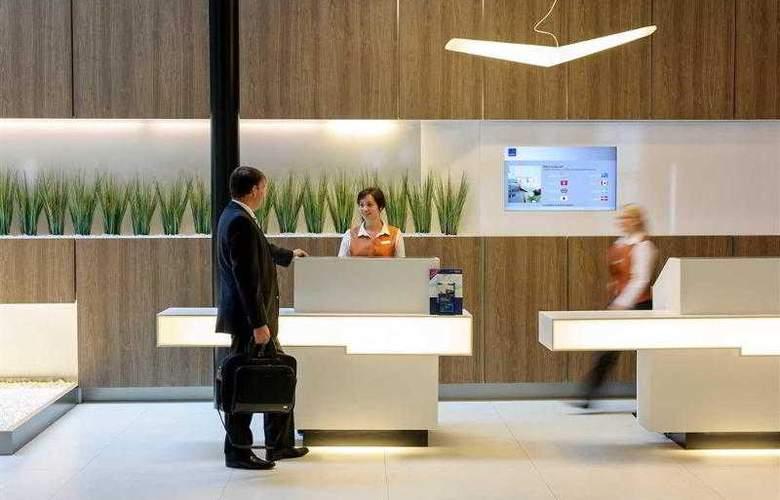 Novotel Hannover - Hotel - 23