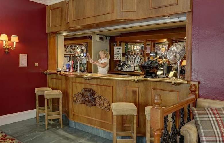 Best Western Strathaven Hotel - Bar - 58