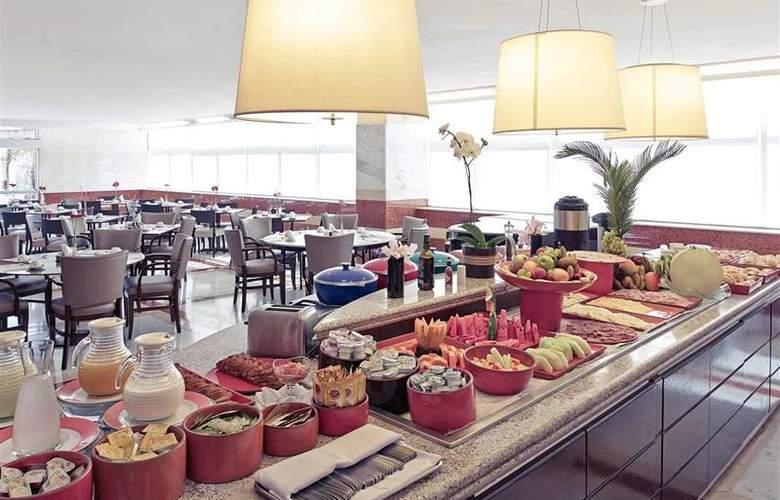 Mercure Sao Paulo Nortel Hotel - Restaurant - 70