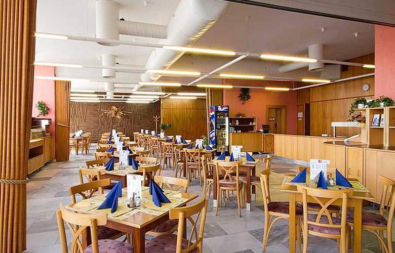A&O Prag Rhea - Restaurant - 3