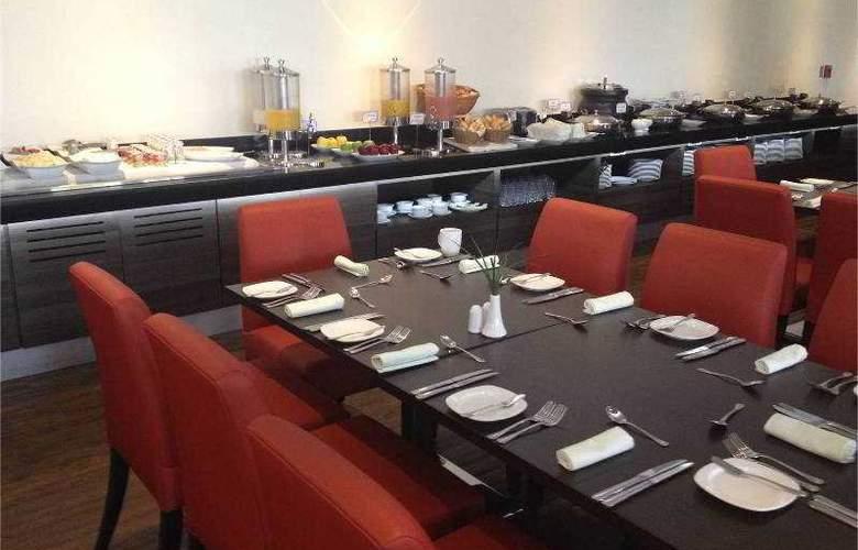 Real Inn Tlalnepantla - Restaurant - 18