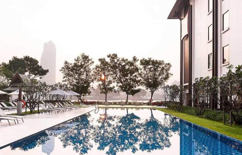 Ibis Bangkok Riverside - Hotel - 51