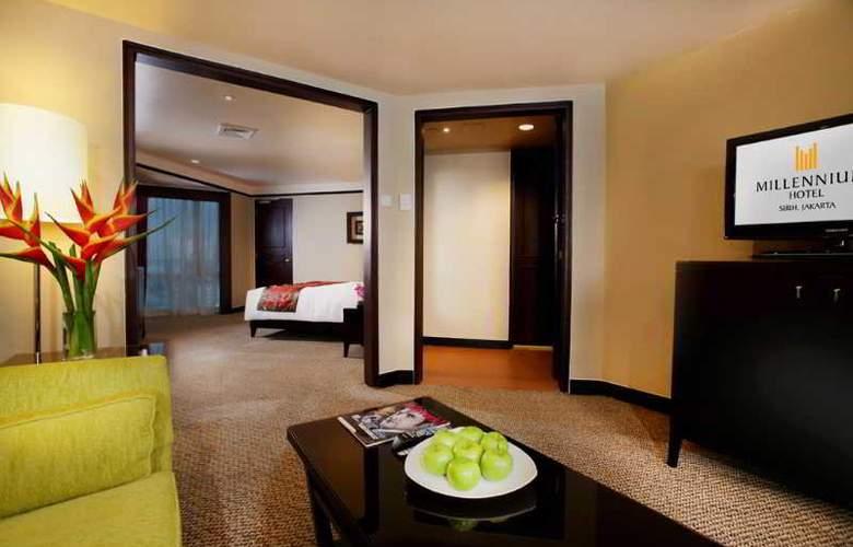Millennium Hotel Sirih Jakarta - Room - 12