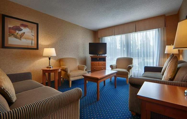 Best Western Langley Inn - Room - 48