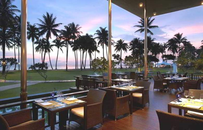 JW Marriott Khao Lak Resort & Spa - Restaurant - 38