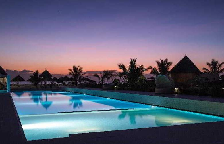 Gold Zanzibar Beach House spa - Pool - 22