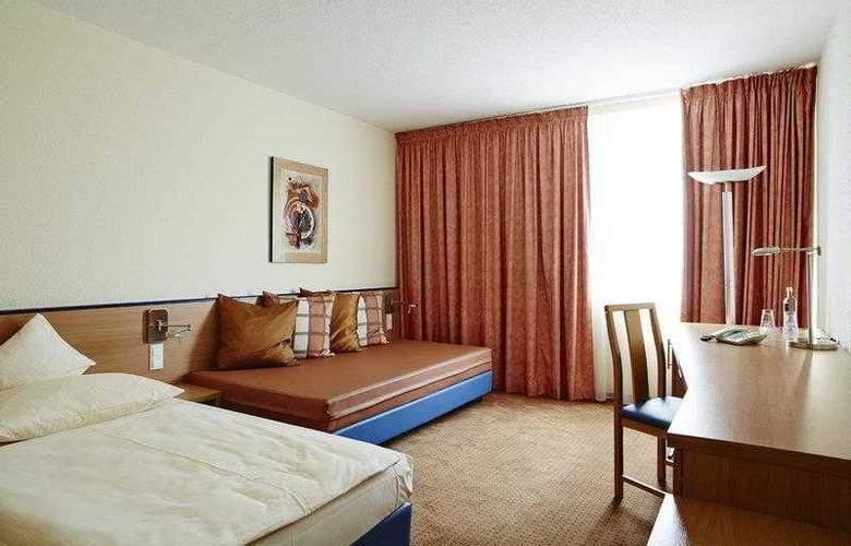 Best Western Macrander Frankfurt Kaiserlei - Hotel - 9