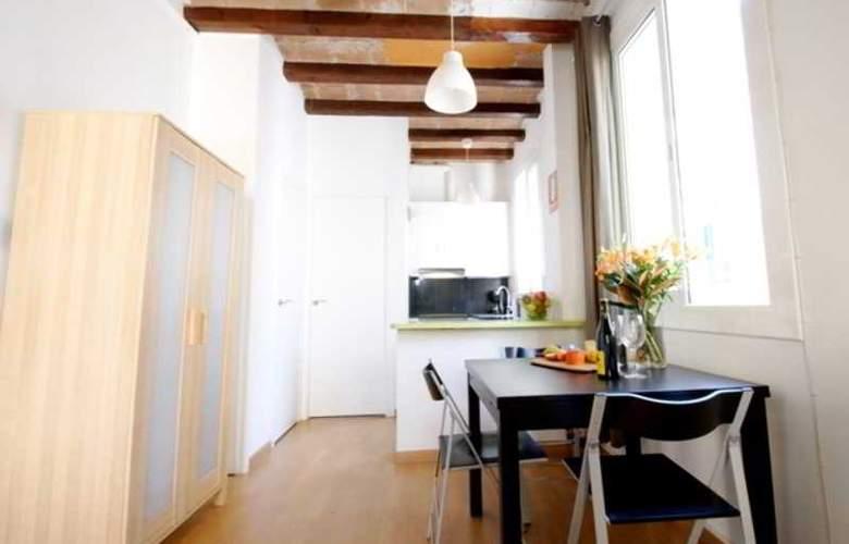 FGA Barceloneta Apartments - Room - 9