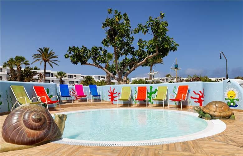 H10 Suites Lanzarote Gardens - Pool - 19