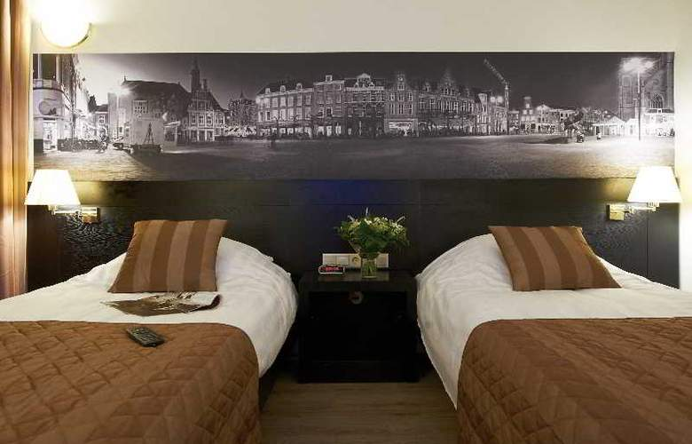 Bastion Hotel Haarlem / Velsen - Room - 2