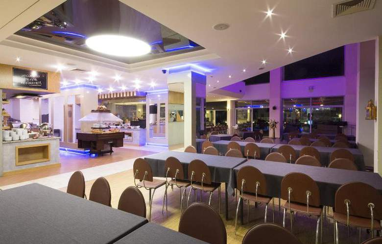 Marina Hotel - Restaurant - 31