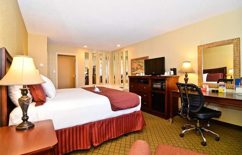 Best Western Coach House Inn - Room - 127