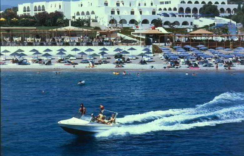 Alfa Beach Hotel - Hotel - 0