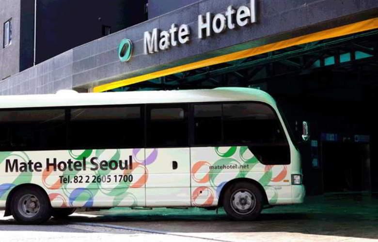 Mate Hotel Seoul - Hotel - 4