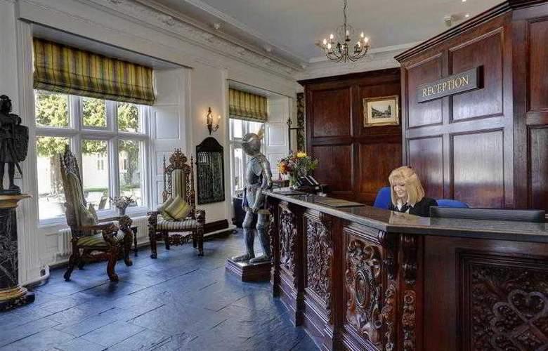 Best Western Walworth Castle Hotel - Hotel - 45
