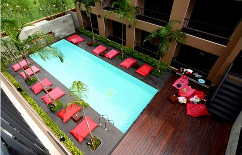 The Cottage Suvarnabhumi - Pool - 9