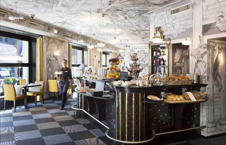 Ambassador Swiss Quality Hotel - Restaurant - 12