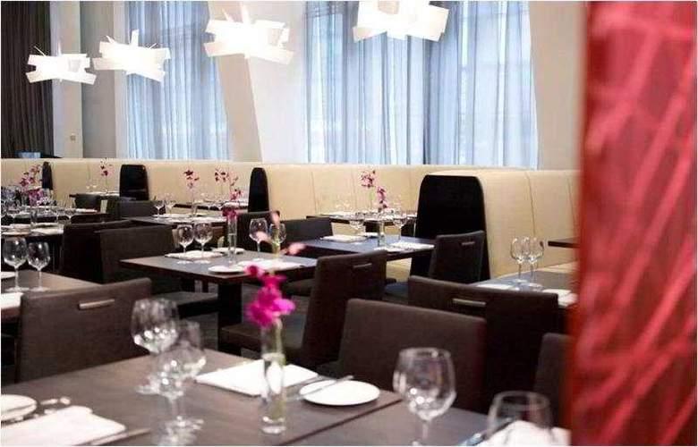 Crowne Plaza Manchester City Centre - Restaurant - 4