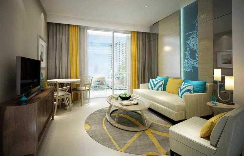 Mercure Pattaya Ocean Resort - Hotel - 9