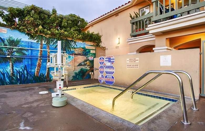 Best Western Plus Laguna Brisas Spa Hotel - Pool - 48