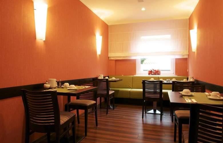 Best Western Raphael Altona - Restaurant - 48