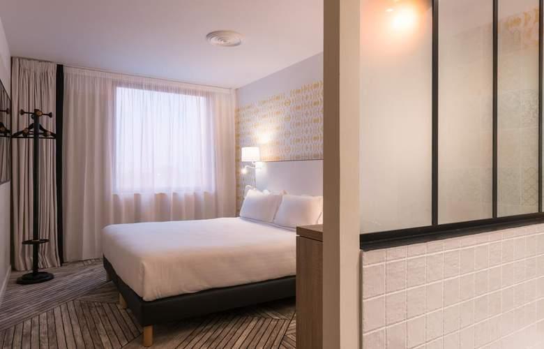 Hotel The Originals Paris Maison Montmartre - Room - 7