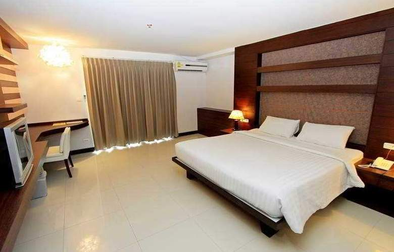 Convenient Grand Hotel Suvarnabhumi - Room - 6