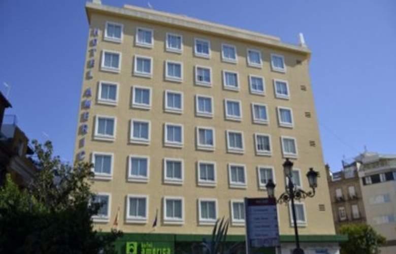 America Sevilla - Hotel - 0
