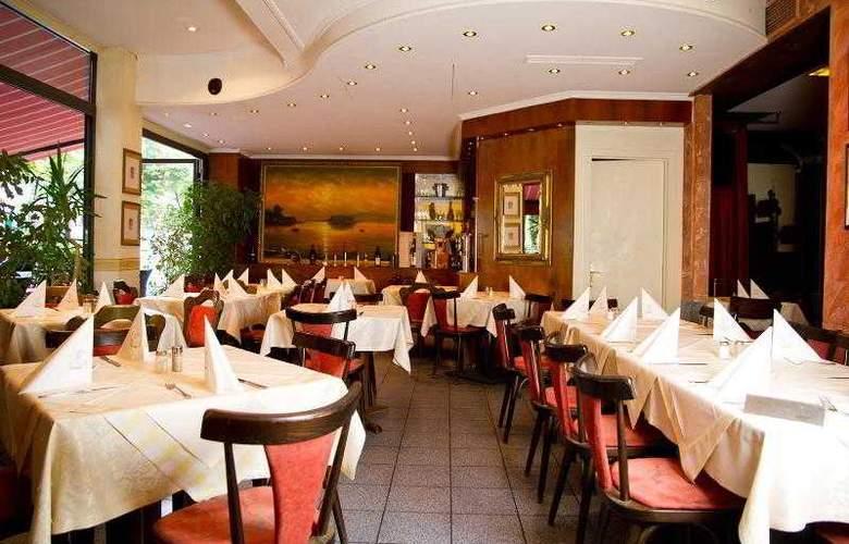 Amberger Top Hotel - Restaurant - 16