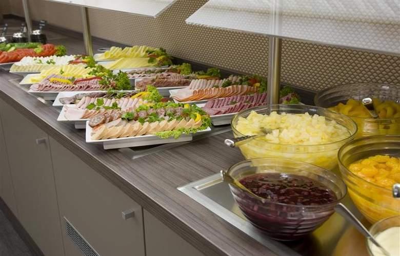 Best Western Hotel am Spittelmarkt - Restaurant - 50