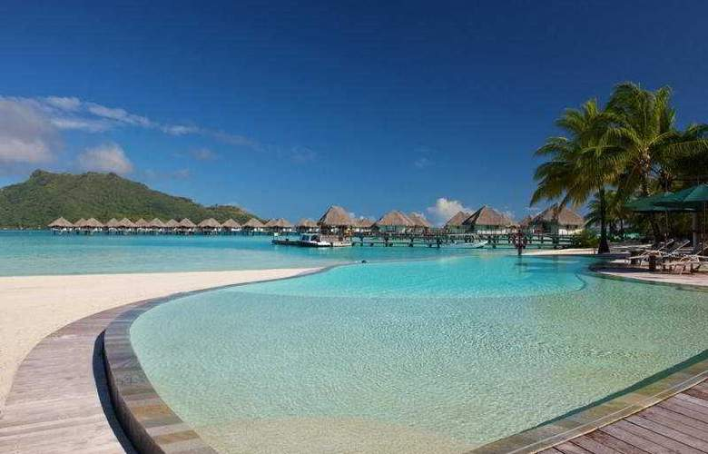 Le Meridien Bora Bora - Pool - 6