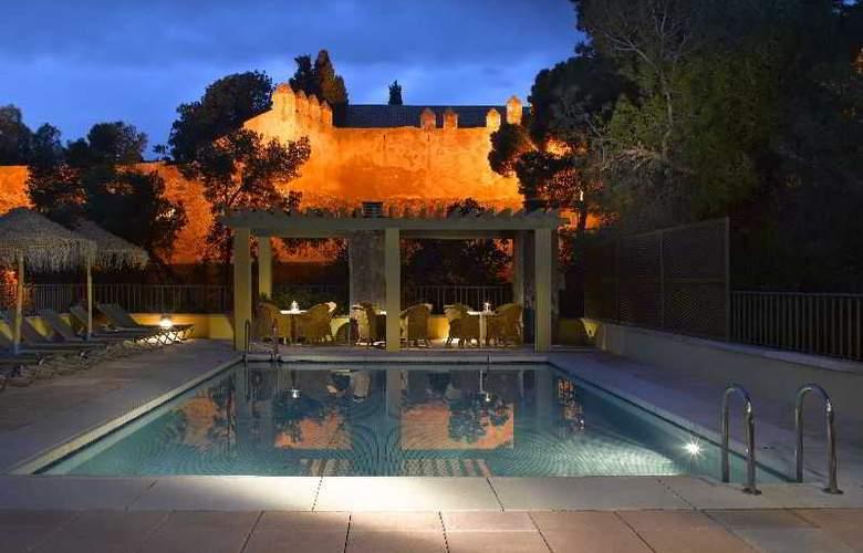 Parador de Malaga. Gibralfaro - Pool - 3