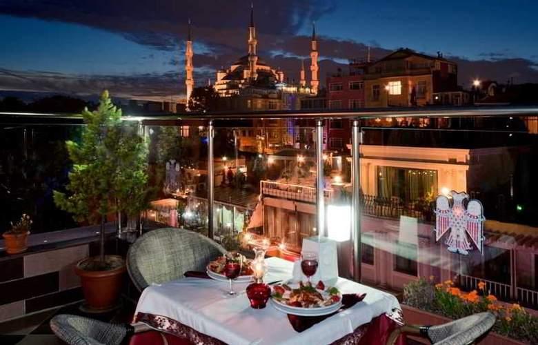 The Byzantium - Restaurant - 40