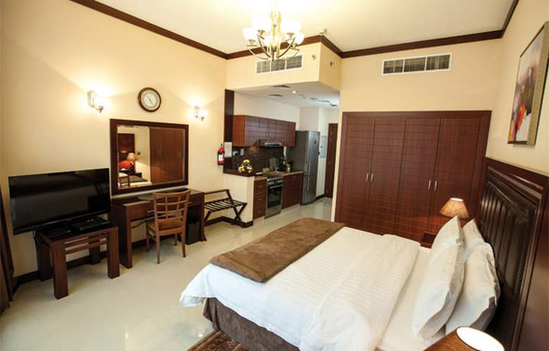 Xclusive Maples Hotel Apartments - Room - 2