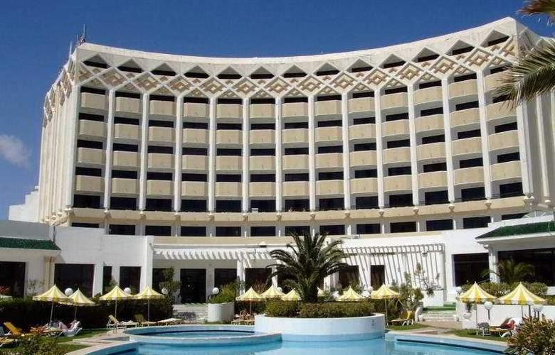 Nahrawess Boujaafar - Hotel - 0