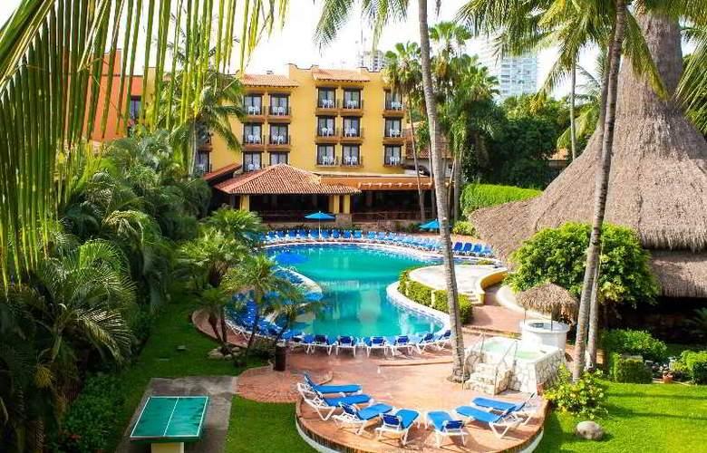 Hacienda Hotel & Spa - Hotel - 16
