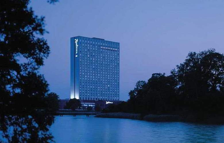 Radisson Blu Scandinavia Copenhagen - Hotel - 0