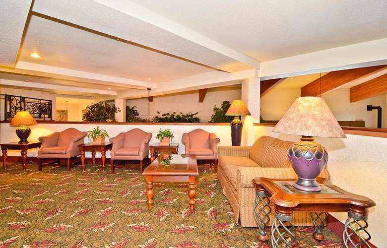 Best Western Plus High Sierra Hotel - General - 101
