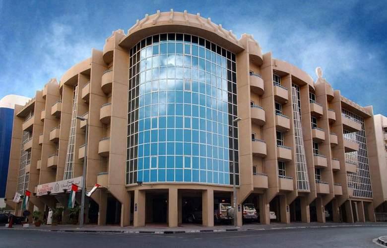 Deebaj Al Khabisi Plaza Hotel Apartment - Hotel - 0