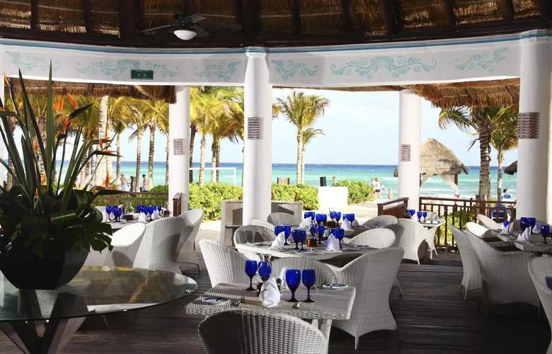 Sandos Caracol Eco Resort & Spa - Restaurant - 13