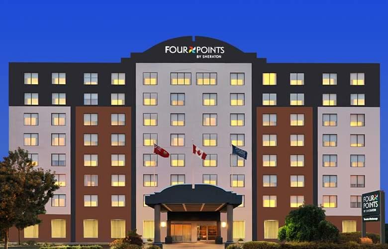 Four Points by Sheraton Toronto Mississauga - Hotel - 0