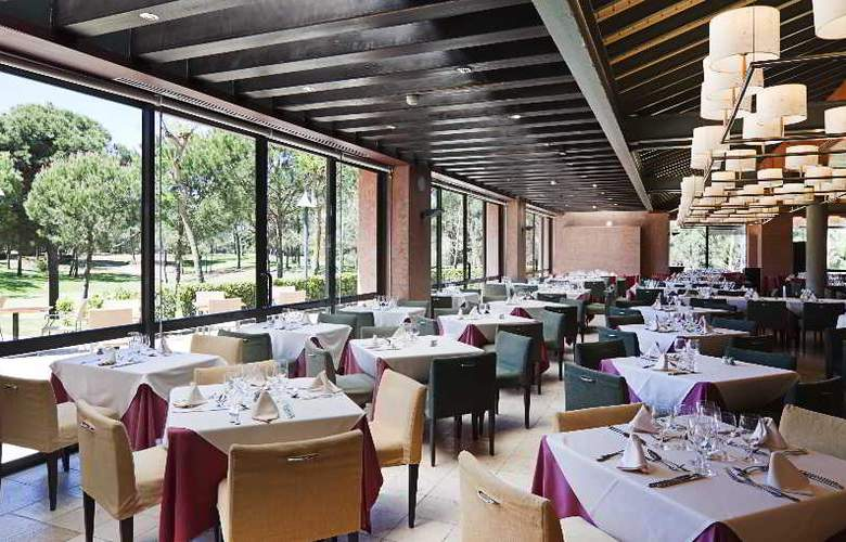DoubleTree by Hilton Islantilla Beach Golf Resort - Restaurant - 30