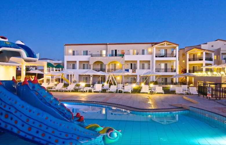 Dimitrios Village Aparthotel - Pool - 0