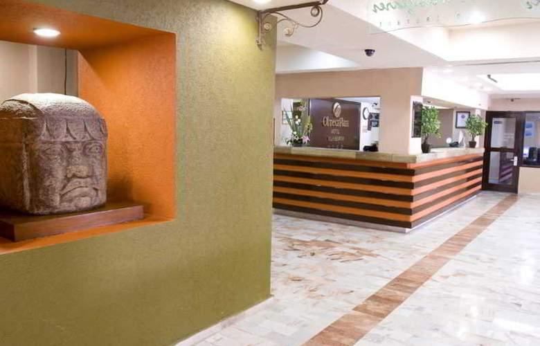Olmeca Plaza - Restaurant - 2