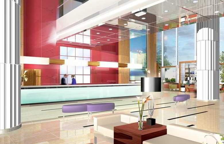 Hilton Warsaw - General - 2