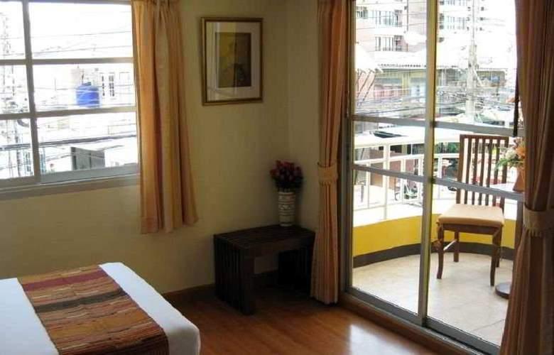 Chomsin Hua Hin Hotel Hua Hin - Room - 4