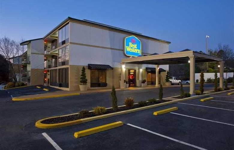 Best Western Columbus - Hotel - 31